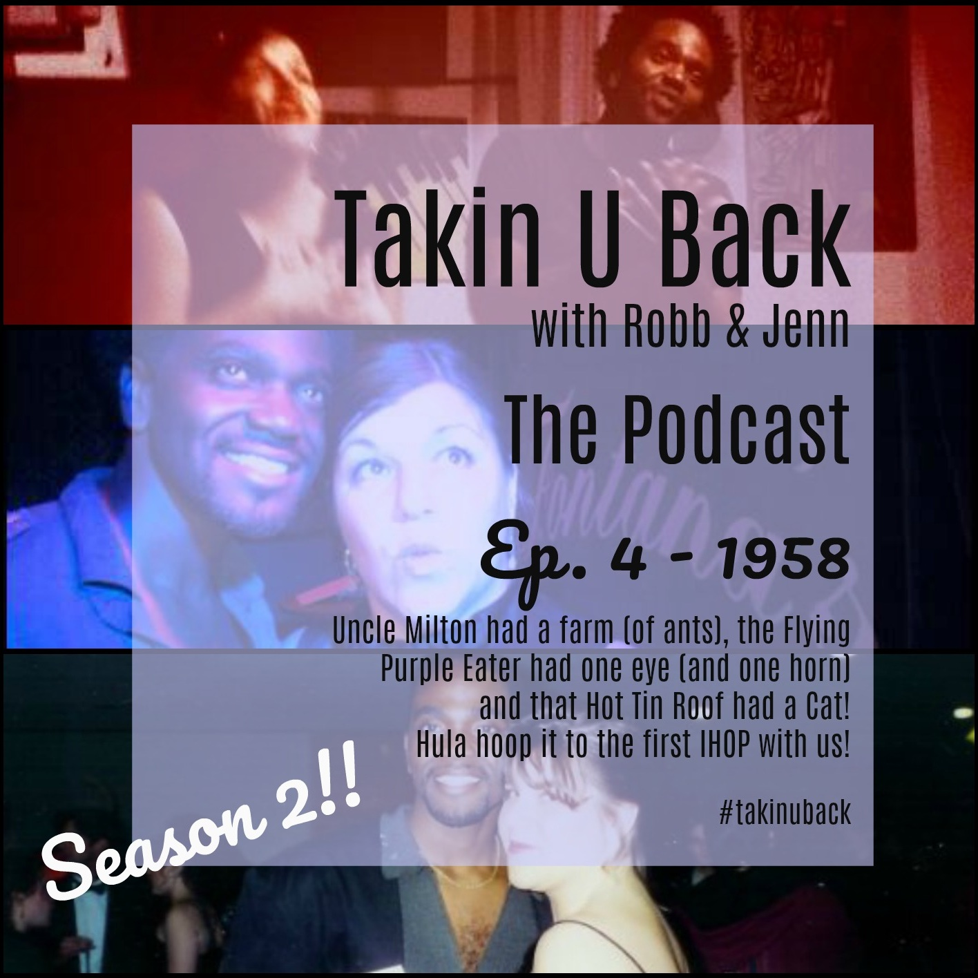 Takin U Back With Robb & Jenn   Himalaya