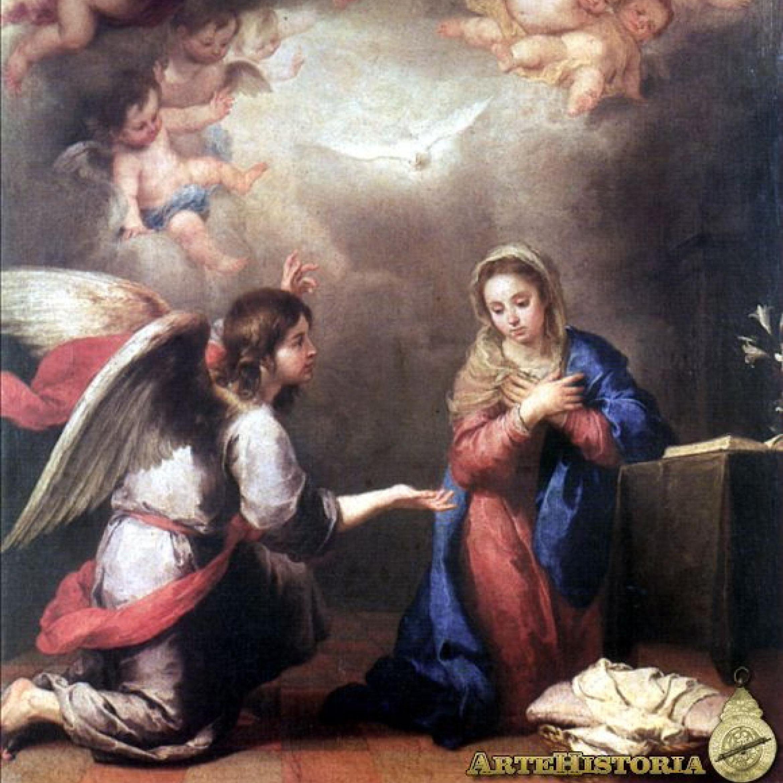 [3a Meditación Novena Inmaculada] – La Anunciación, el gran Si de María, el tercer Sí.