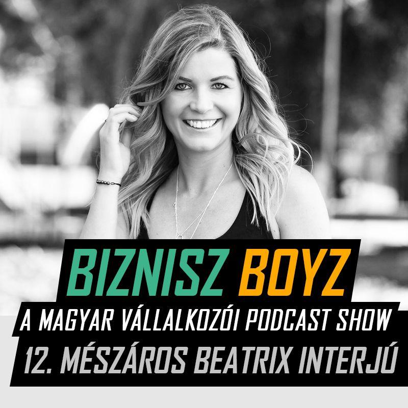 12. Marketing a social media-ban és a sikeres ügynökséggé válás útja - Mészáros Beatrix interjú