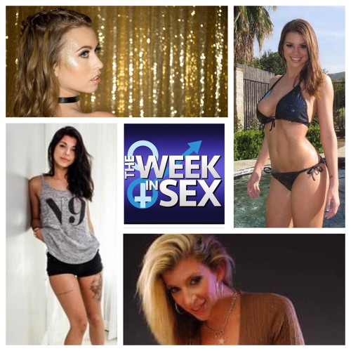 The Week In Sex - S4 E3 Exxxotica Interviews w/Brooklyn Chase Gina Valentina Jill Cassidy & Sarah Jay/Keanu's BF