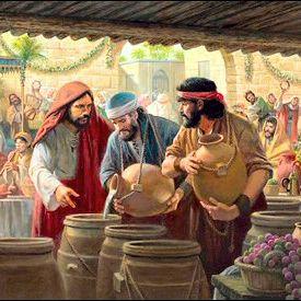[8a Meditación Novena Inmaculada] – Las Bodas de Cana. Mujer de Milagros El Octavo Si.