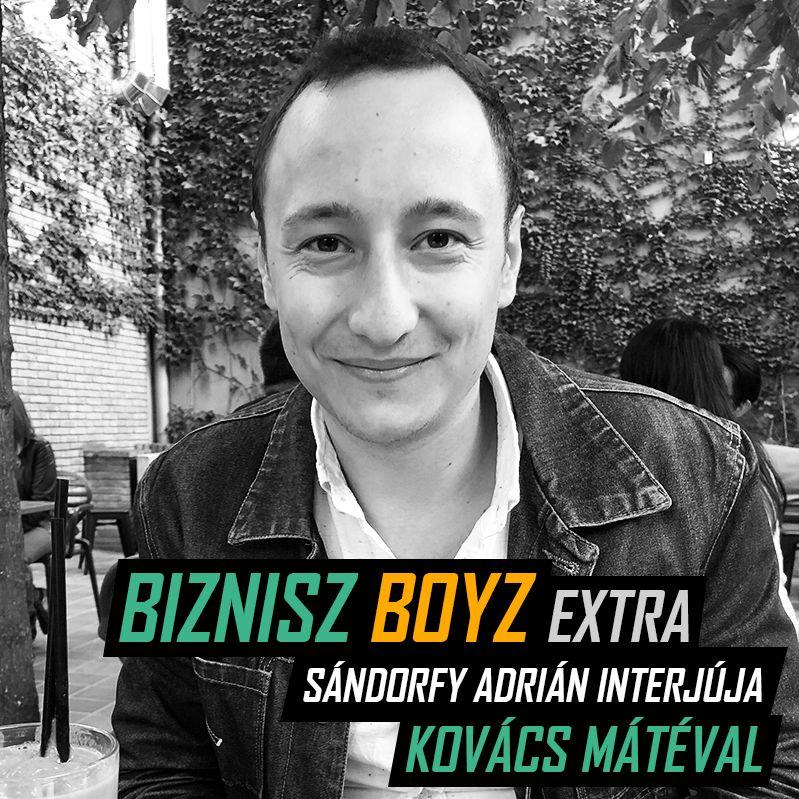 Extra - Az appgyáros vállalkozó, aki szabadon él és önzetlenül segít - Interjú Kovács Mátéval
