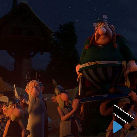 Astérix Et Le Secret De La Potion Magique : Un retour en enfance