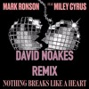 Mark Ronson And Miley Cyrus Nothing Breaks Like A Heart David Noakes Remix Buy Free Download Mp3