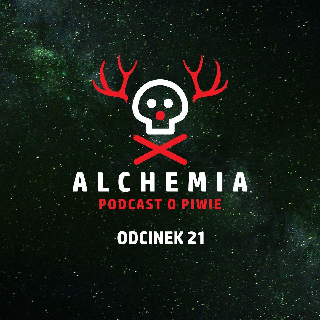 Odcinek #21: Wywiad - Filip Paprocki, Laboratorium - Piwne Mity
