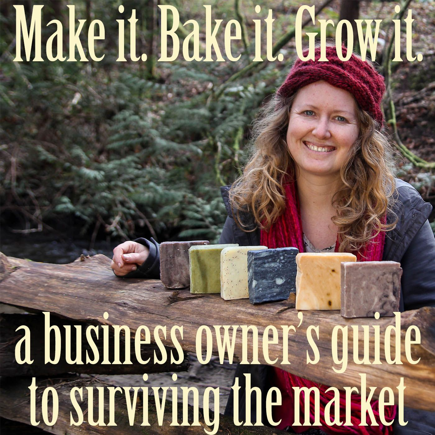 Ep 13 Aly Coy with Make it Bake it Grow it