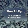 Run It Up- Jet X Art Show X Cartier Dom