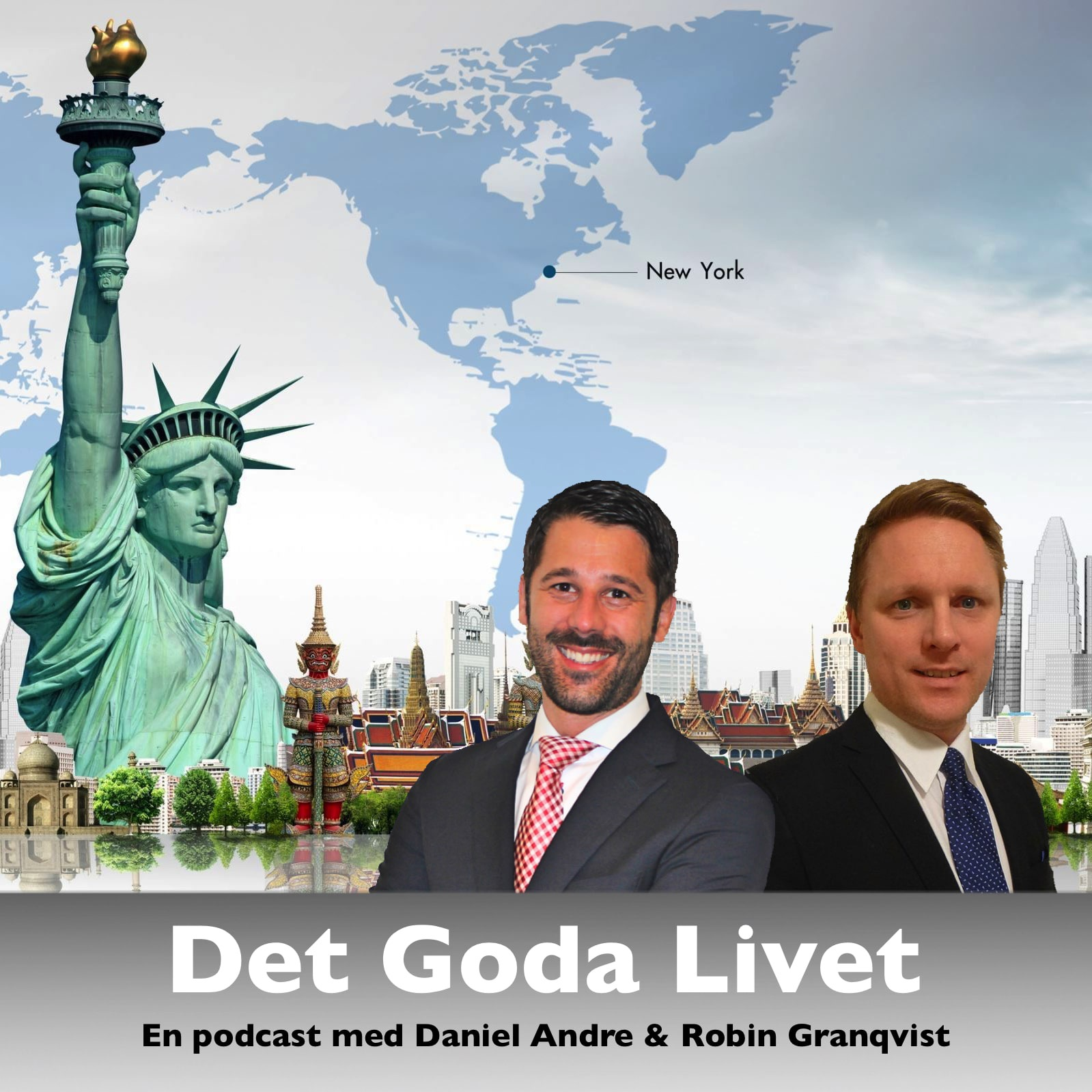 Podcasten Det Goda Livet
