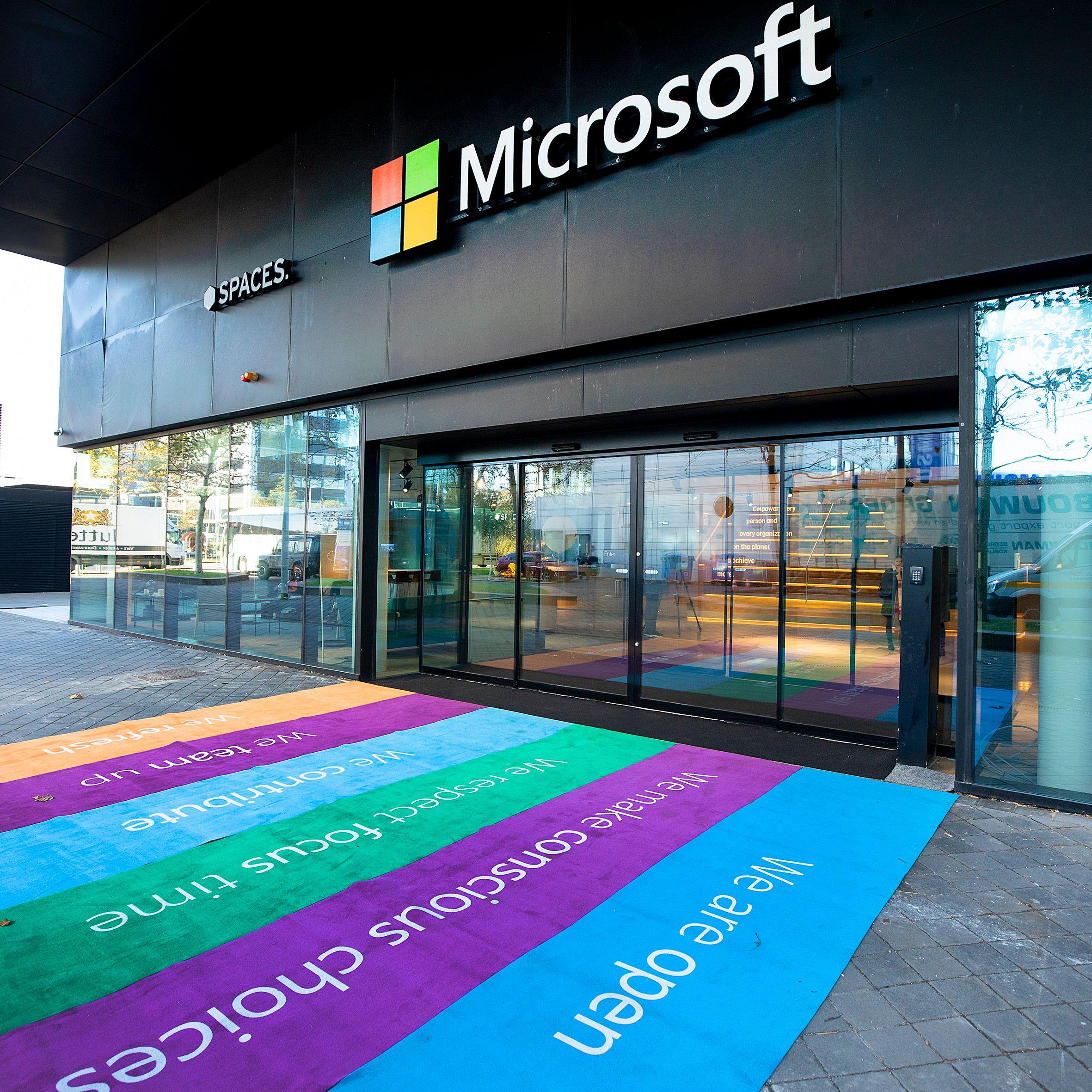 Rush Talk 128: Het bijzondere verhaal achter het nieuwe Microsoft-kantoor