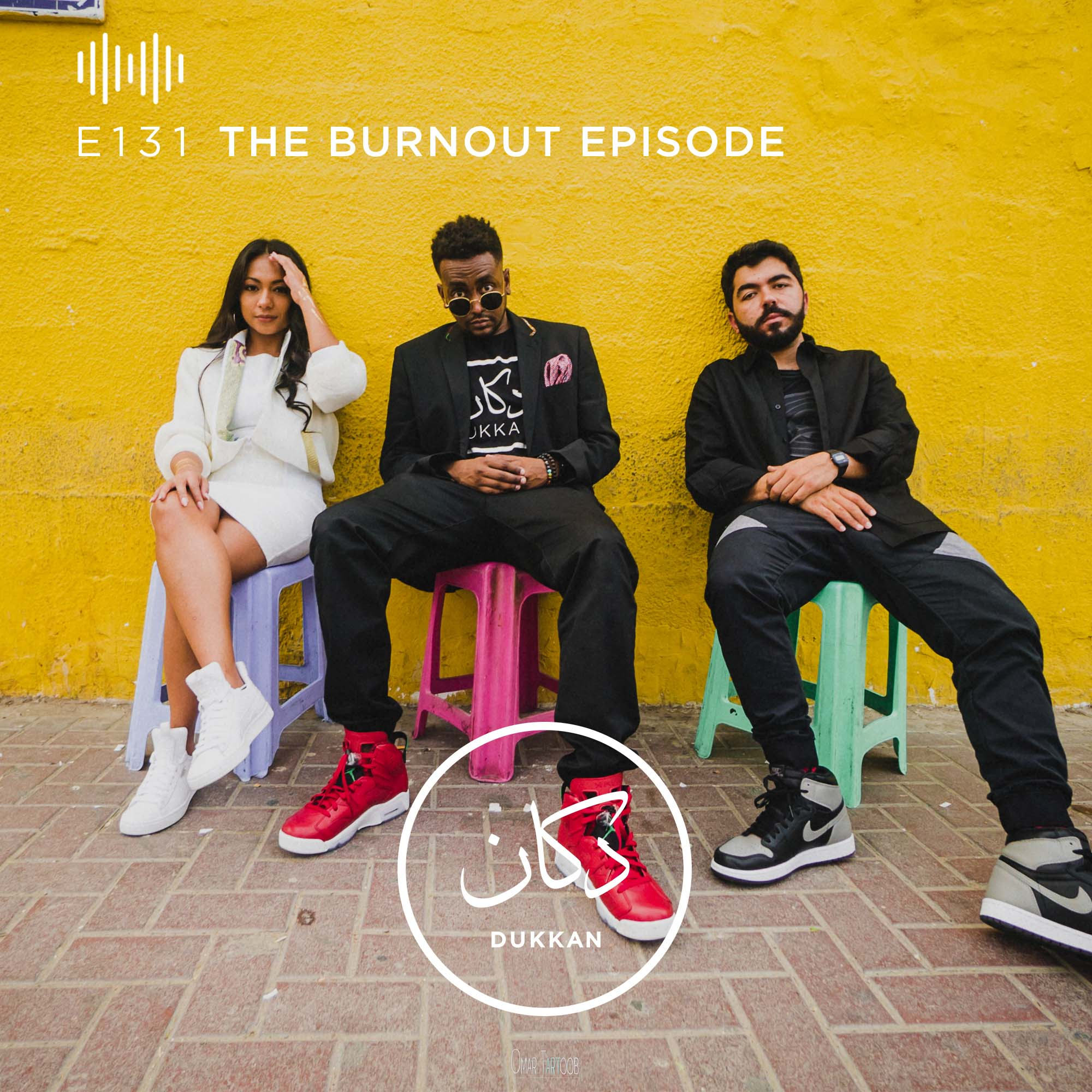 E131: The Burnout Episode