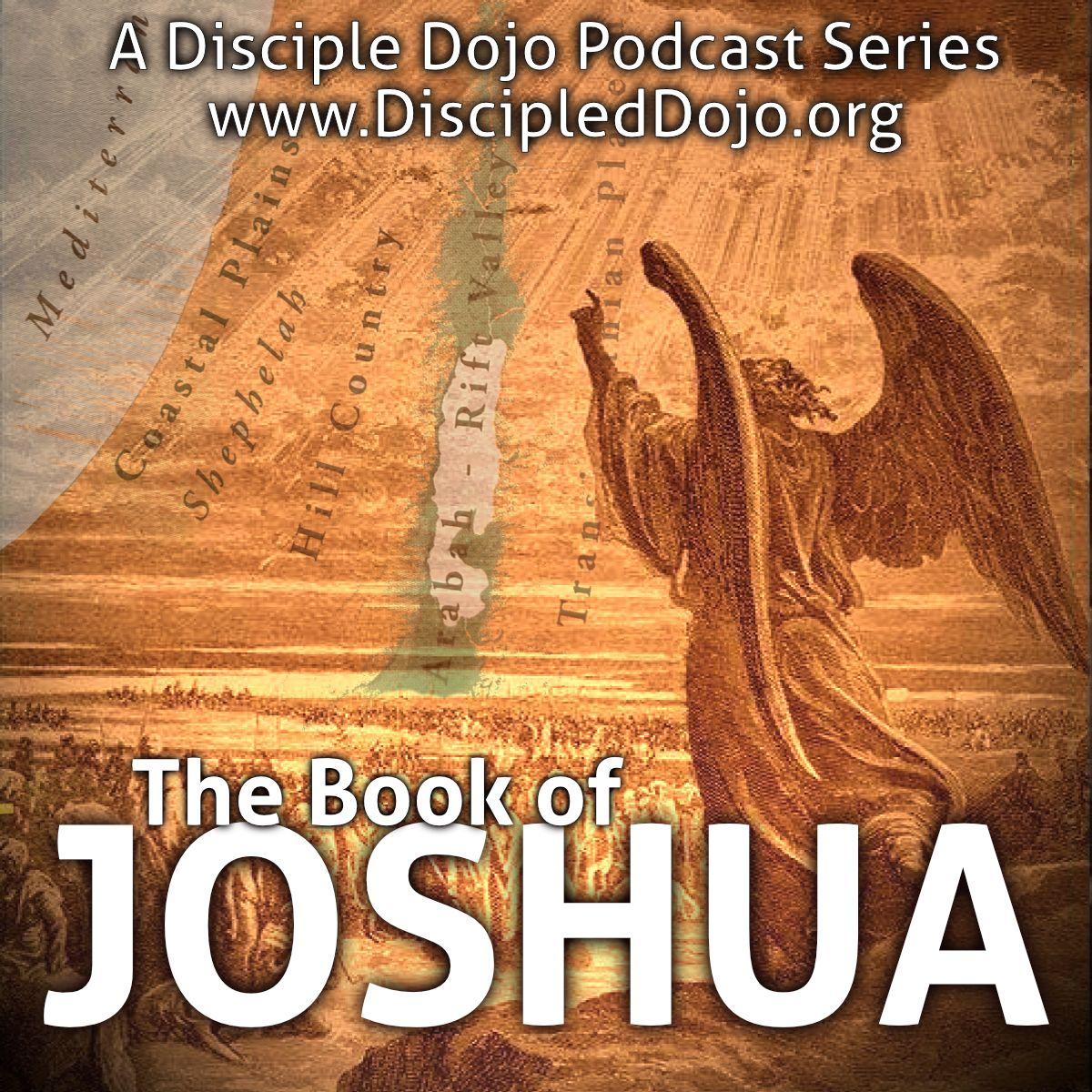 Joshua 4 - YHWH > Baal - Disciple Dojo | Lyssna här
