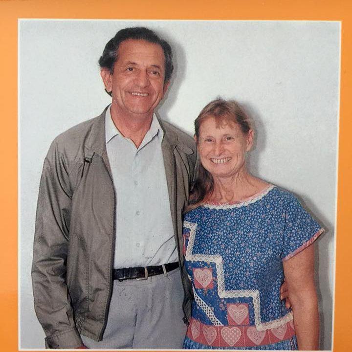 Episode 6093 - Peter and Verlie Hobson