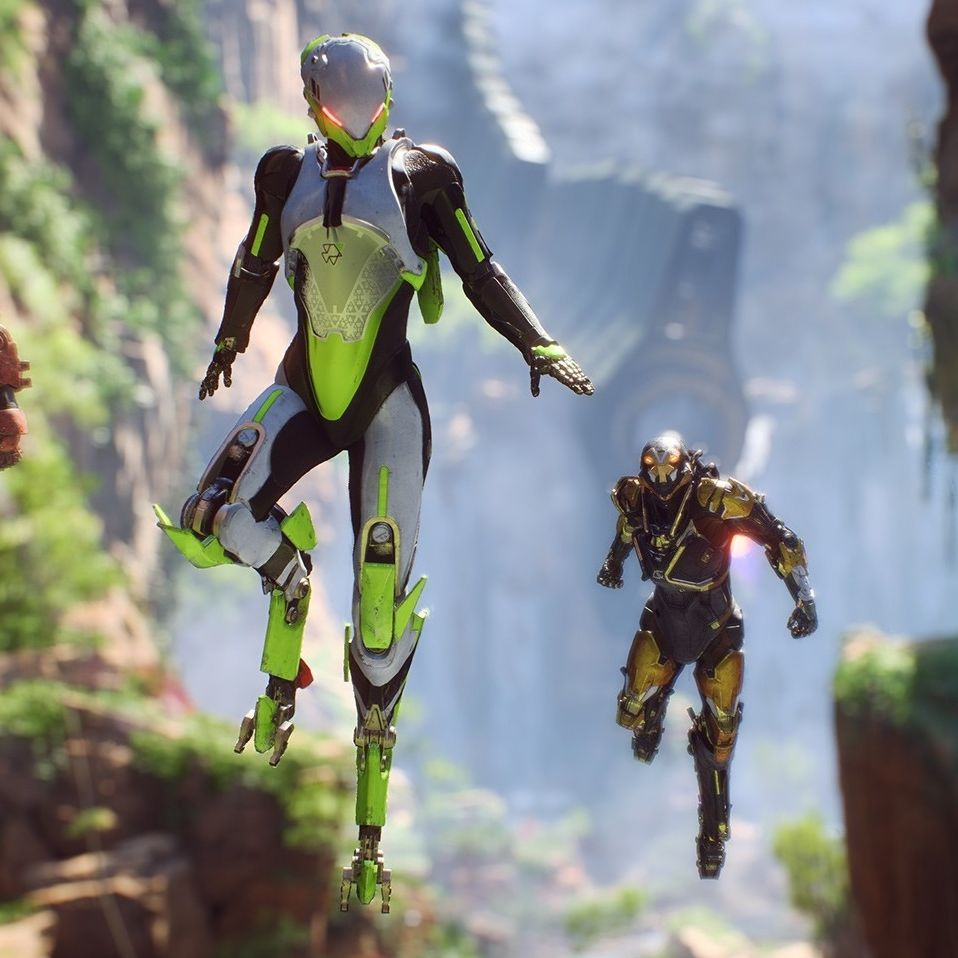 Podquisition 220: What The F*ck Is Anthem Talking About?