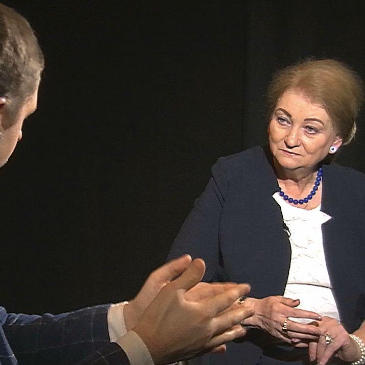 .zákulisné reči: Predsedníčka novej kresťanskej strany Anna Záborská: Našim cieľom je spájať