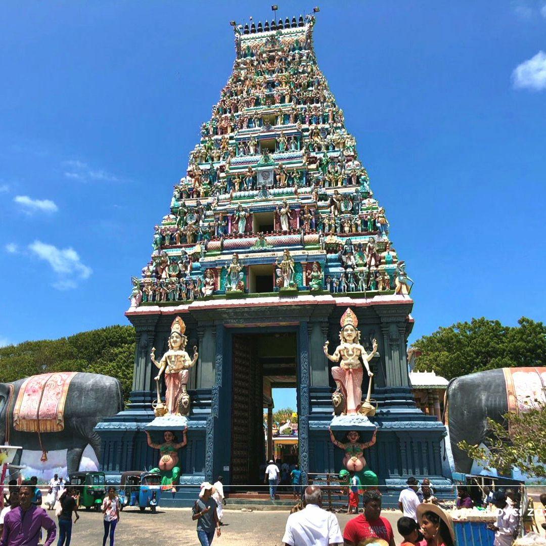 BUBO cestovanie: Srí Lanka a Tamilské tigre