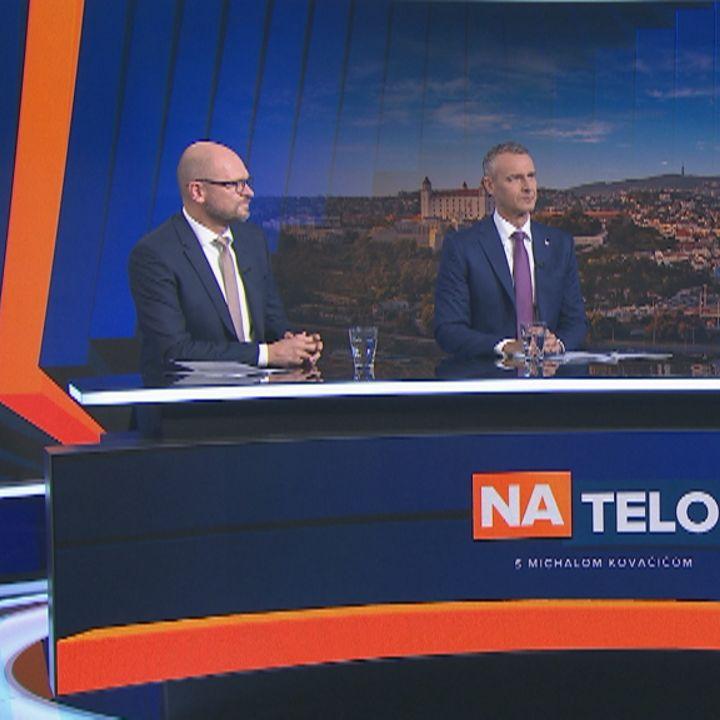 Na Telo s Michalom Kovačičom 3.3. 2019