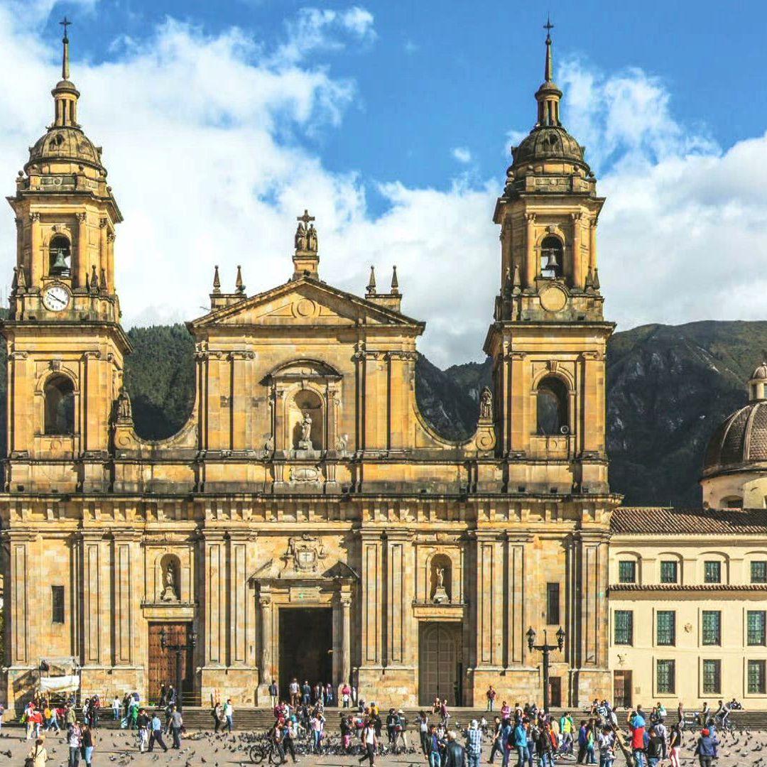 BUBO cestovanie: Kolumbia