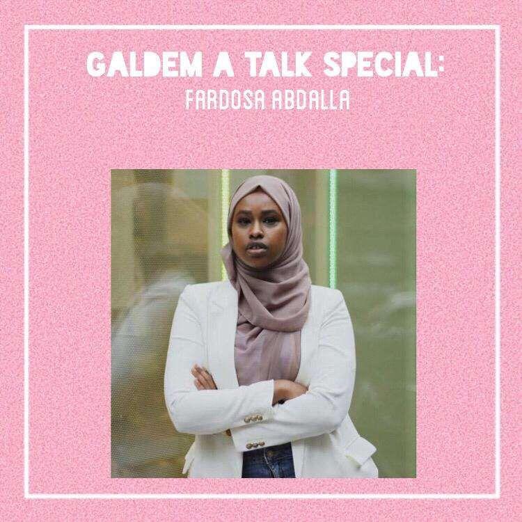 GALDEM A TALK