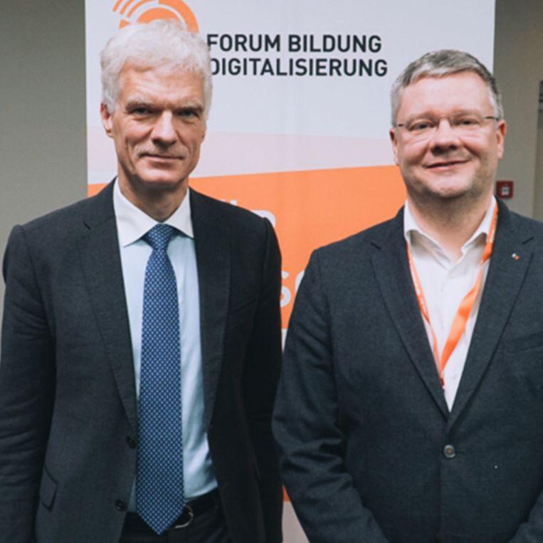 Prof. Andreas Schleicher (OECD) – Schule ist kein Raum, sondern eine Aktivität
