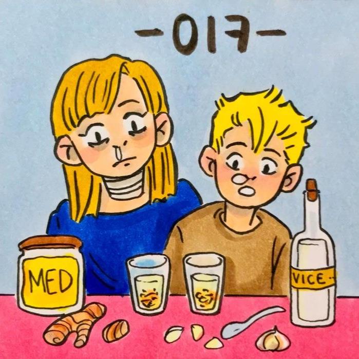 017 - Rodinné meducíny