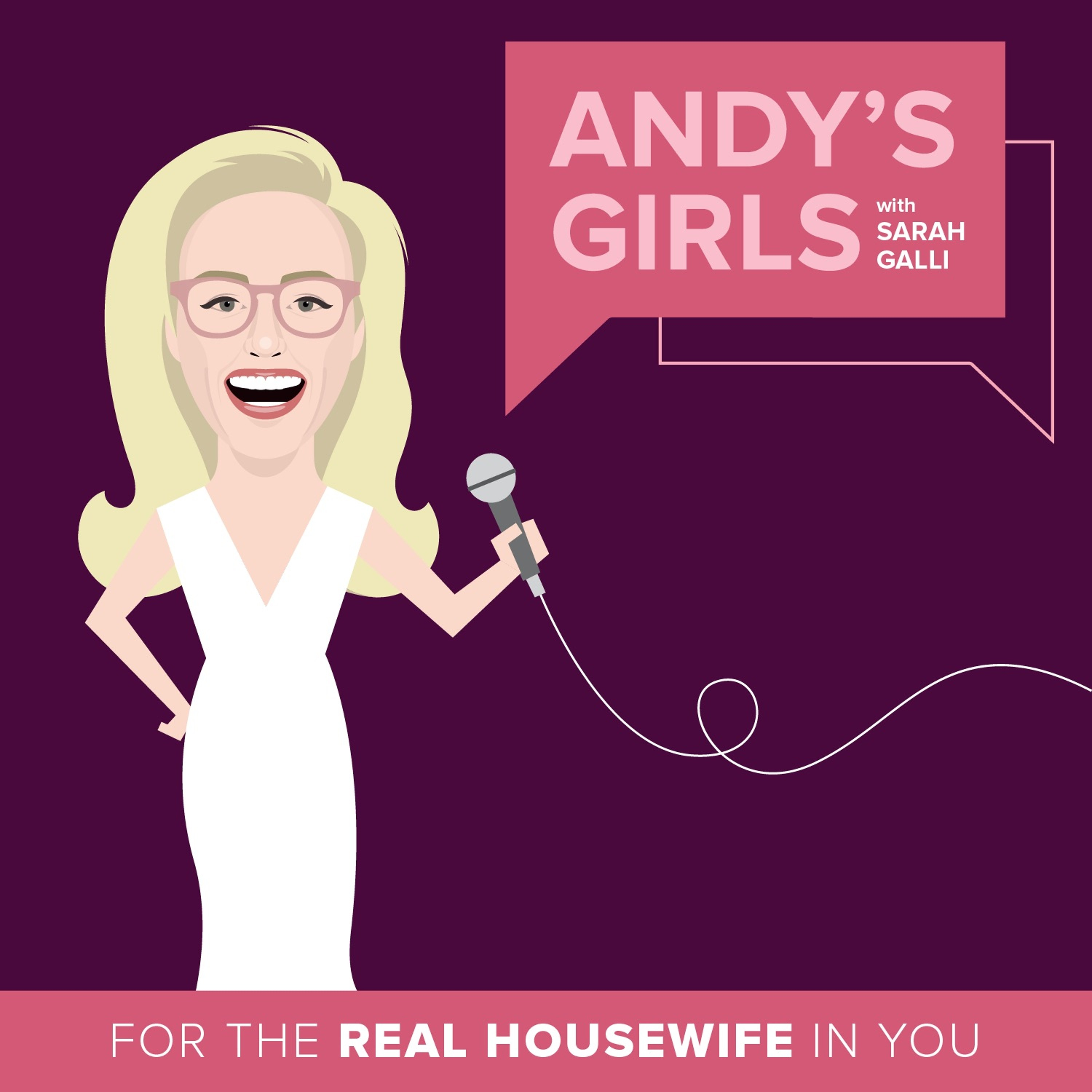Andy's Girls: A Real Housewives Podcast