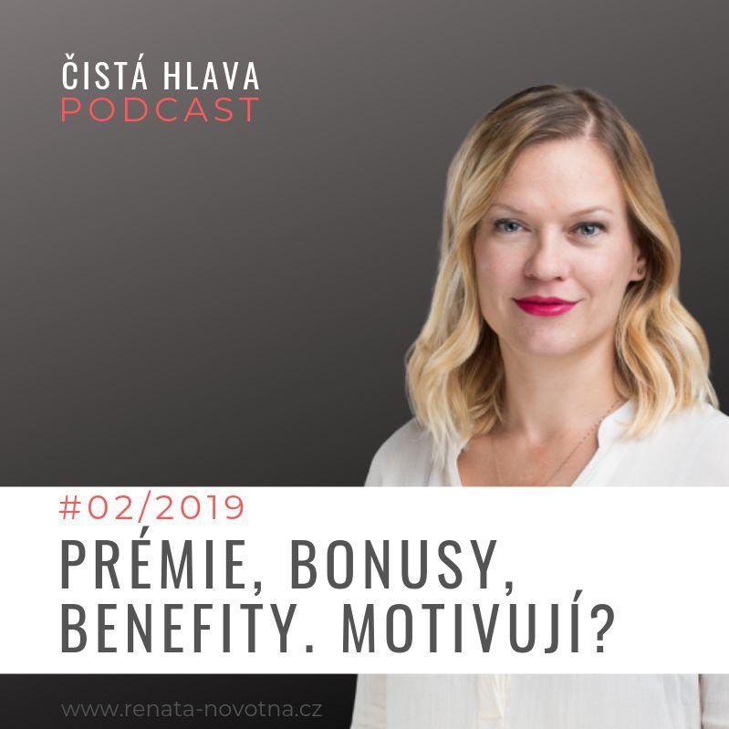 Prémie, bonusy, benefity. Motivují?