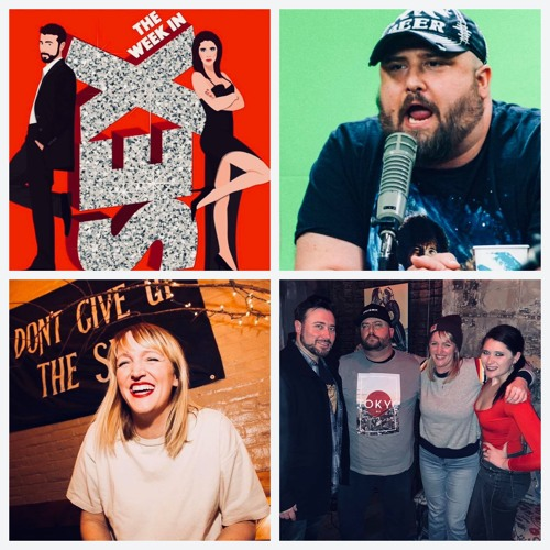 The Week In Sex - S4 E12 Comedy Central's Courtney Magginis & Anthony Zenhouser on 3somes & Michael Jackson Scandals