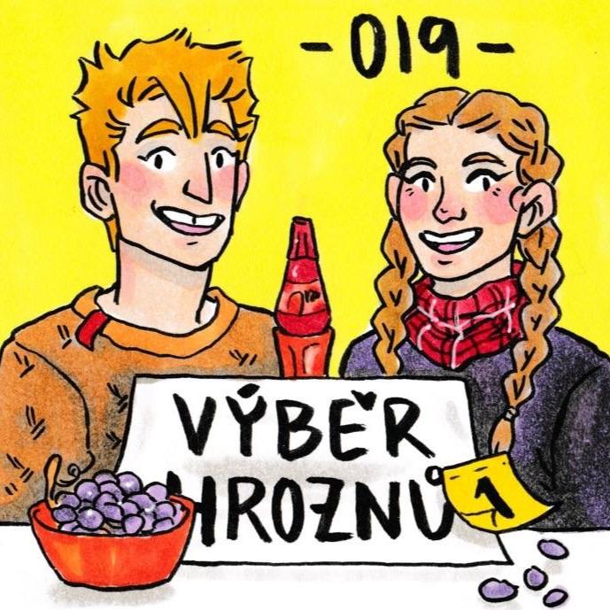 019 - Výběr Hroznů - první