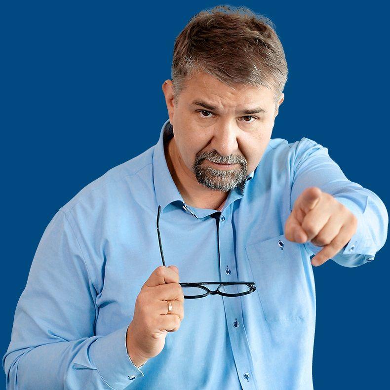 5. Bogusław Pluta o tym, co lubią klienci zakładów fryzjerskich