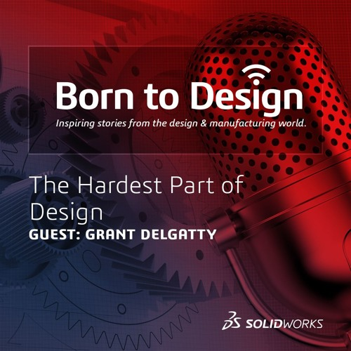 The Hardest Part Of Design with Grant Delgatty of URB-E - Ep7