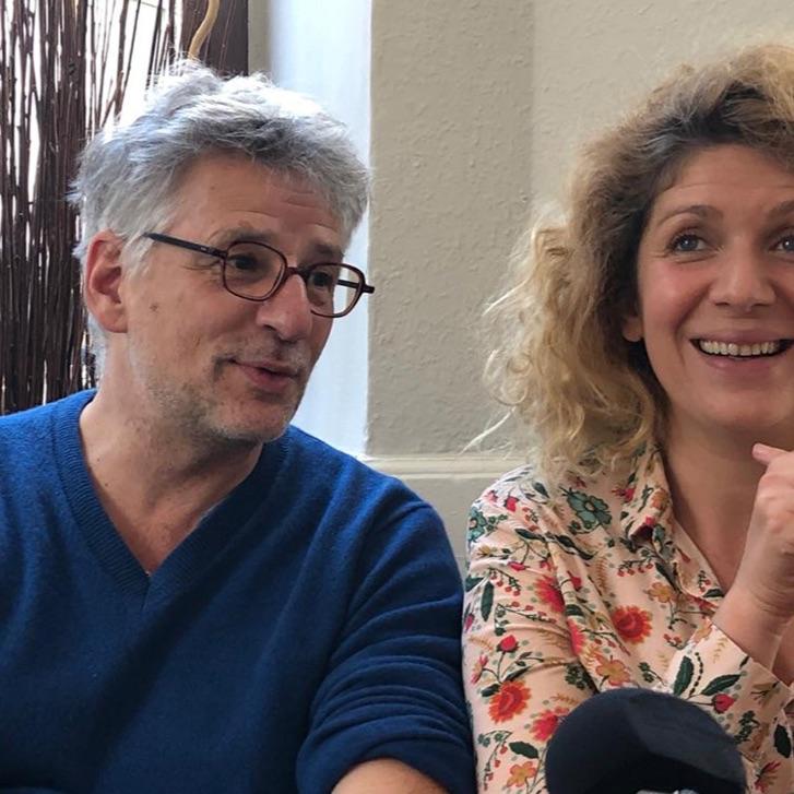 Le Bonheur De Baya Kasmi Et Michel Leclerc