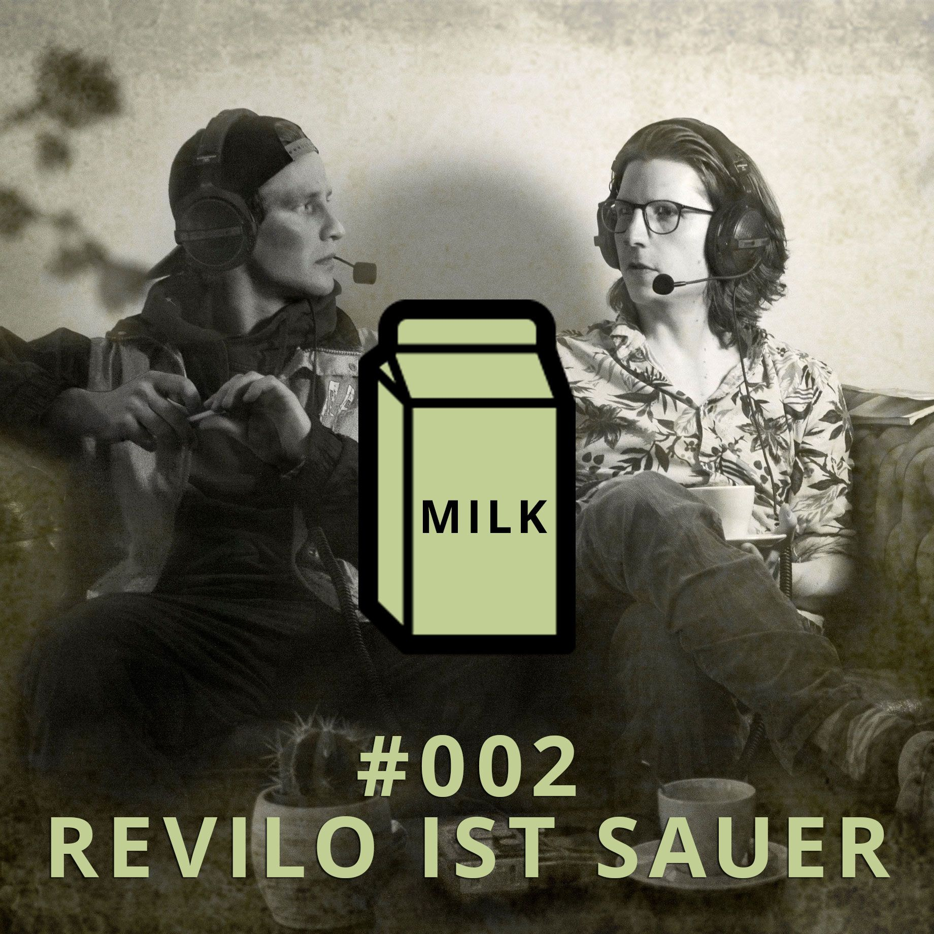 002 - Revilo ist sauer   DICHTE GEDANKEN POTCAST
