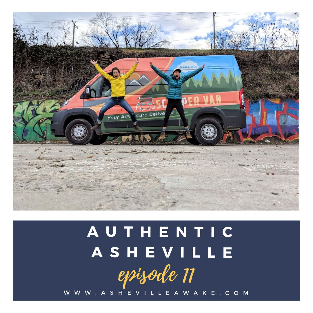 Ep 11: Following Your Heart Wherever The Road Takes You With Authentic Asheville.