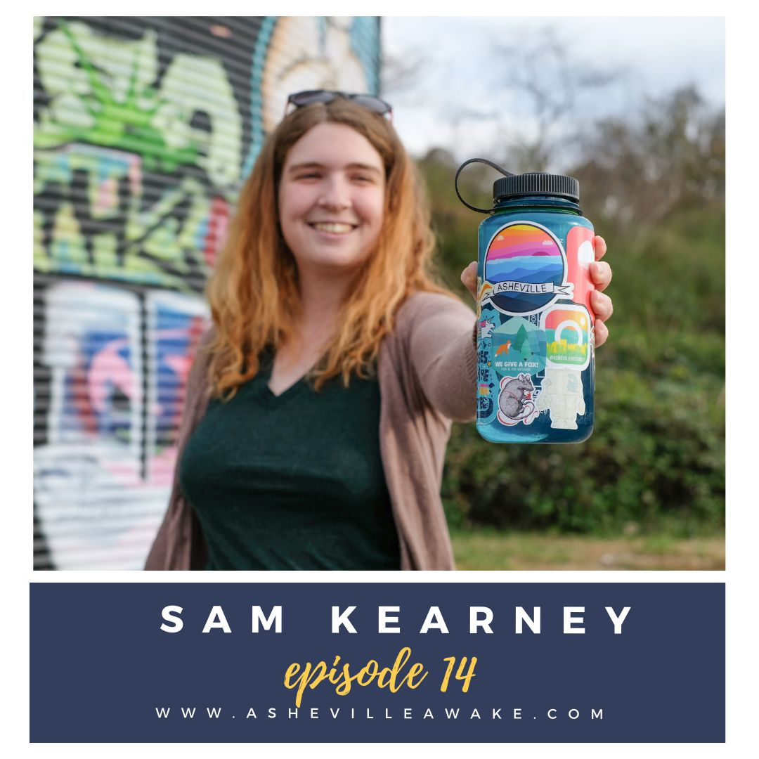 Ep 14: Working With Your Inner Demons In A Creative Way With Sam Kearney