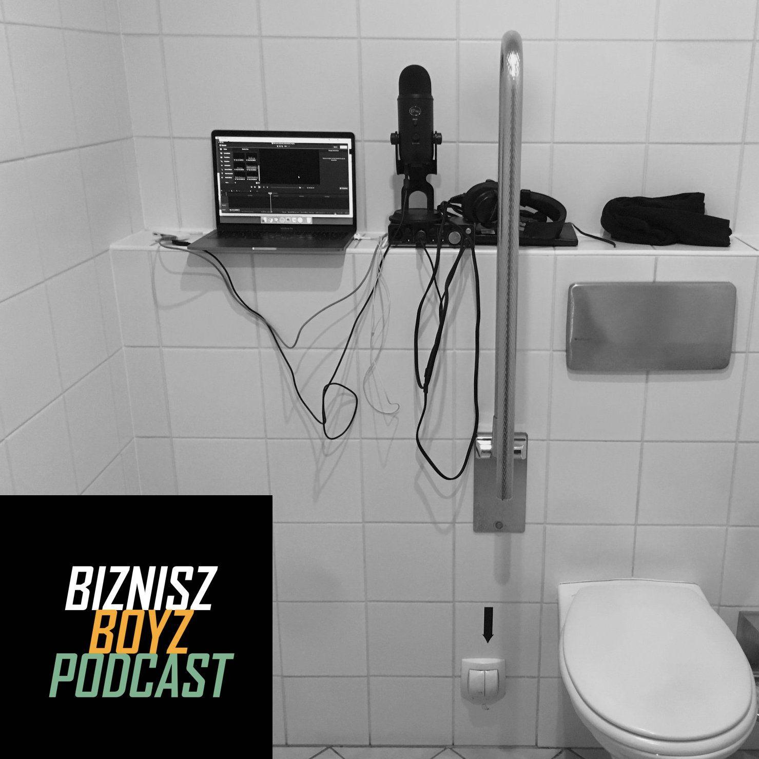 Extra - Az Ideális Podcast Felszerelés (Mikrofon Demóval) | Tomitól | Biznisz Boyz Podcast