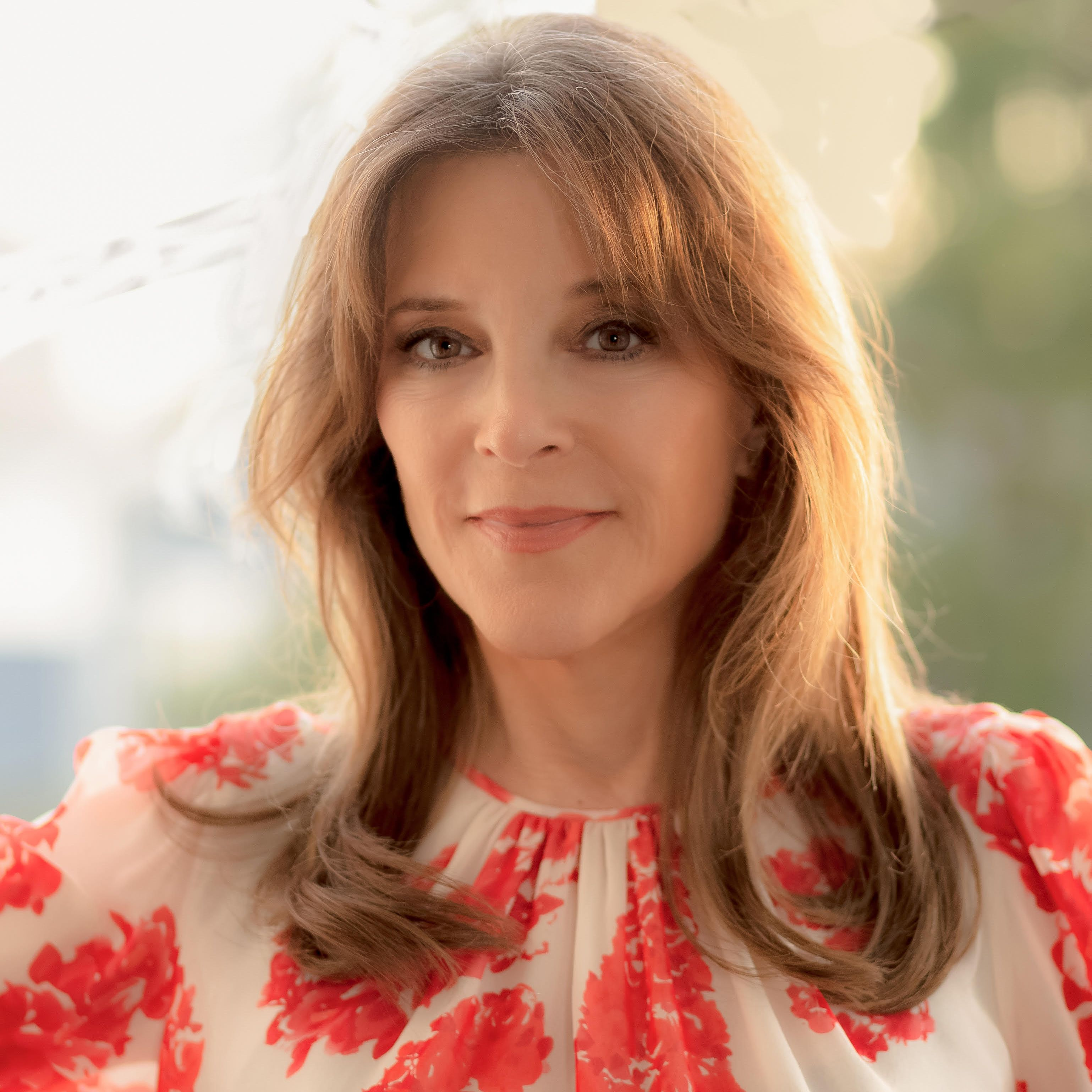 Episode 105 - Marianne Williamson (The Curiosity Hour Podcast by Dan Sterenchuk and Tommy Estlund)