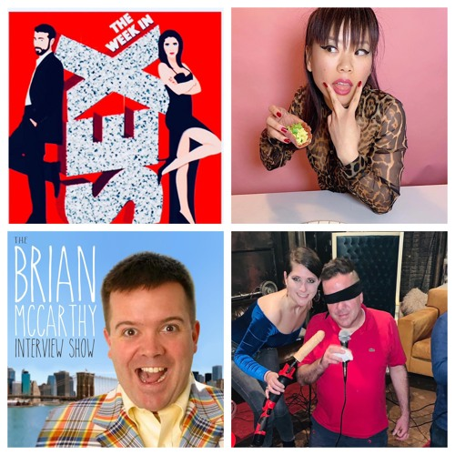 The Week In Sex - S4 E16 Burning Bridges' Brian McCarthy & Ciao Downtown's Feng-Feng Join Us For An Awkward Show