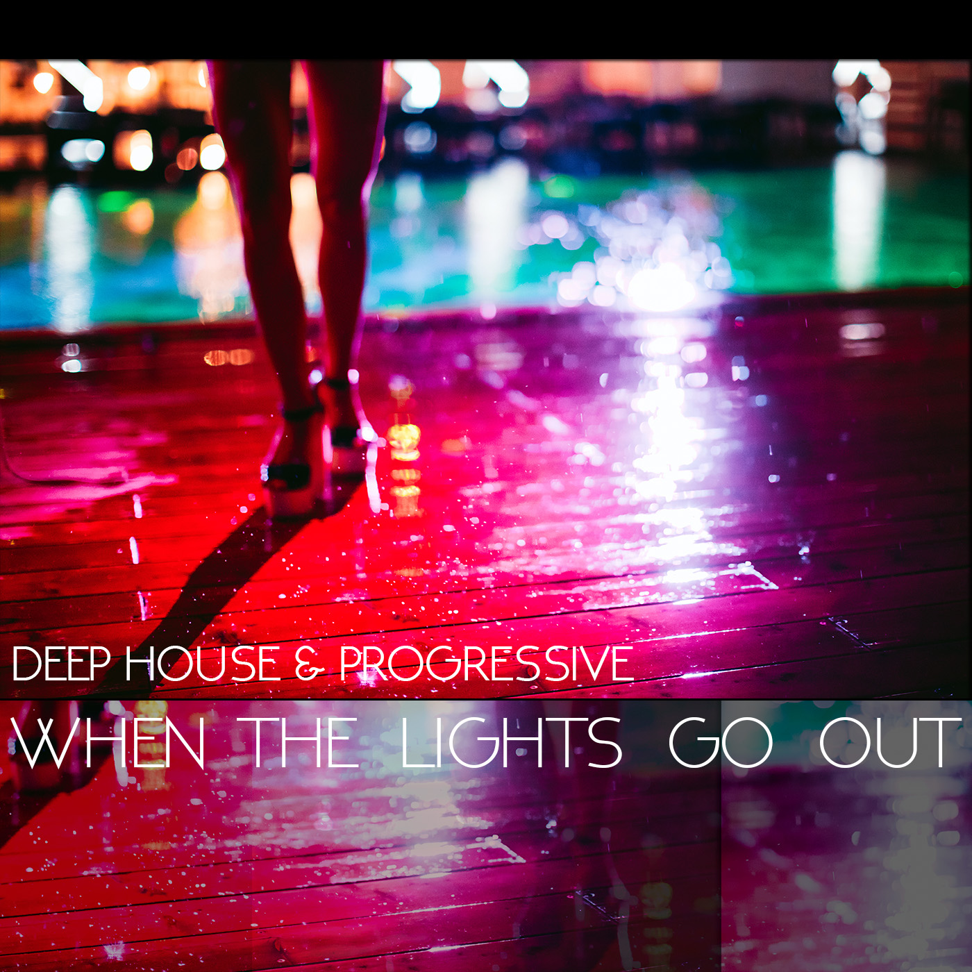When The Lights Go Out - May 2019 Promo - Deep House & Progressive