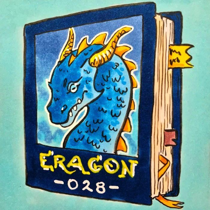 Čtenařina s Eragonem