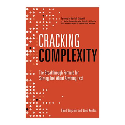 Podcast 719: Cracking Complexity with David Benjamin