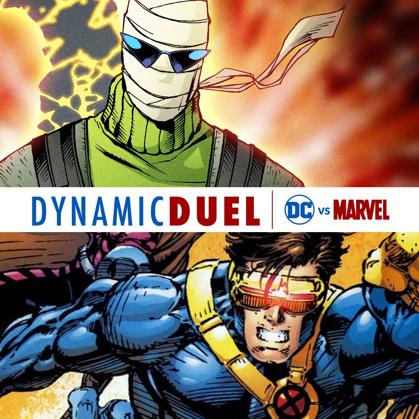 Negative Man vs Cyclops