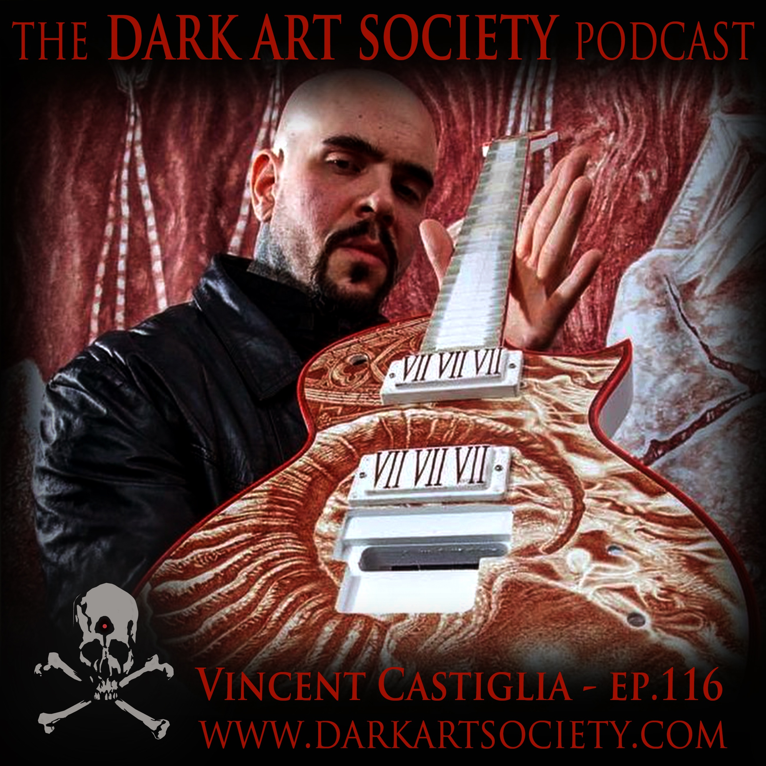 Dark Art Society Podcast | Podbay
