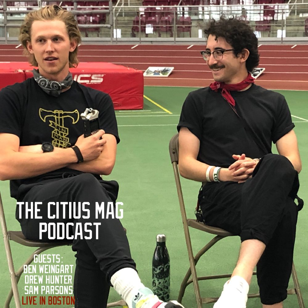 CITIUS MAG Podcast with Chris Chavez | Podbay