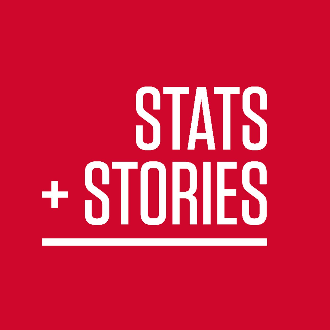 The History of Stats + Stories | Stats + Stories Episode 100