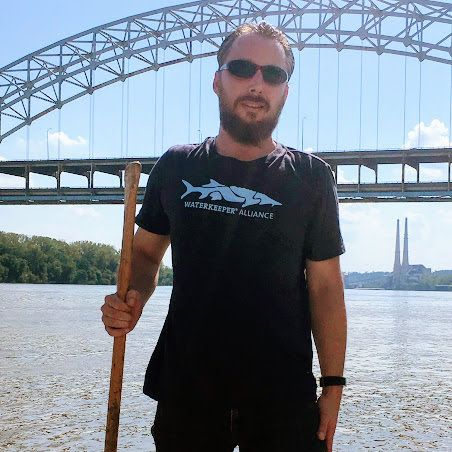 Sustainability Now! | Jason Flickner | Lower Ohio River Waterkeeper | July 1, 2019