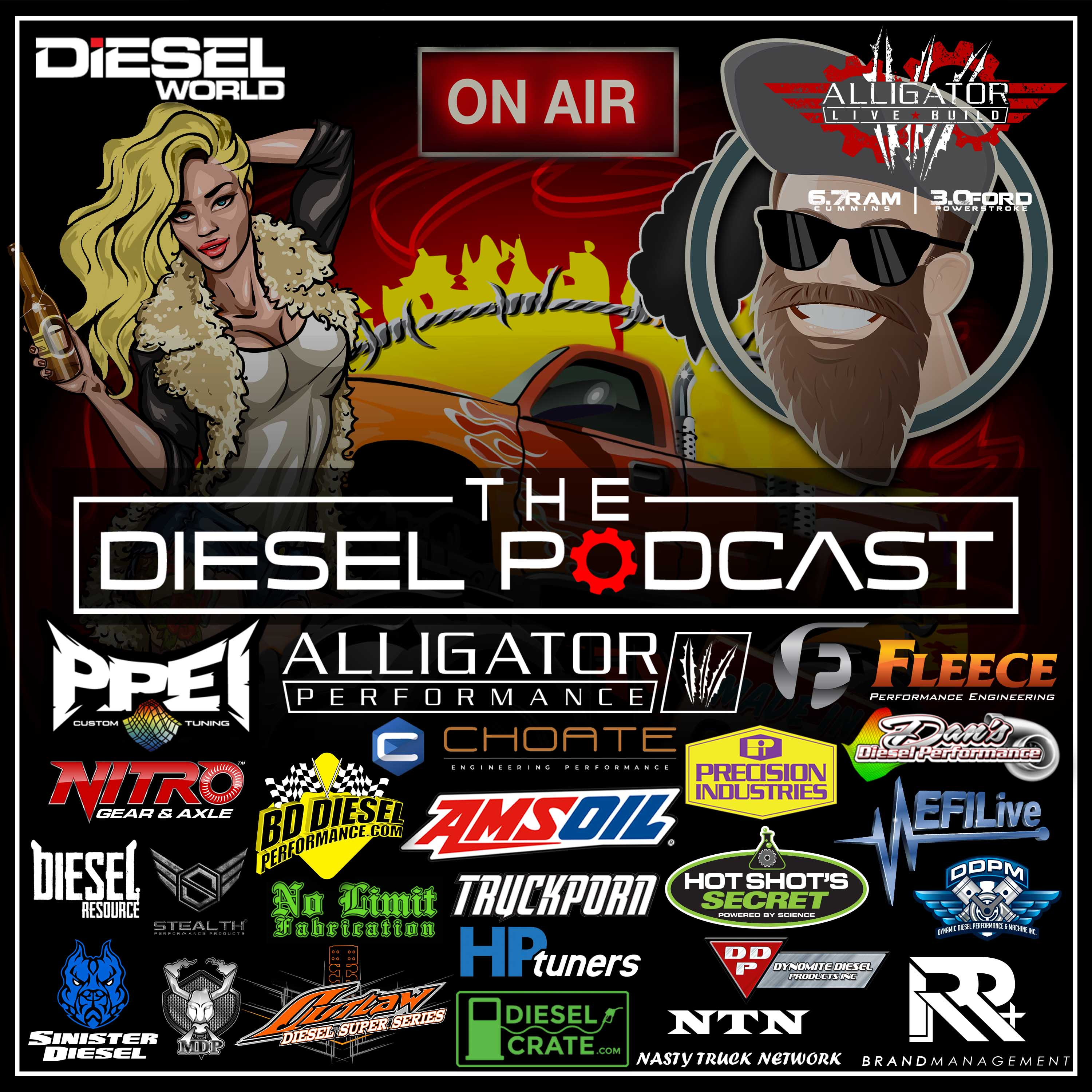 The Diesel Podcast | Himalaya