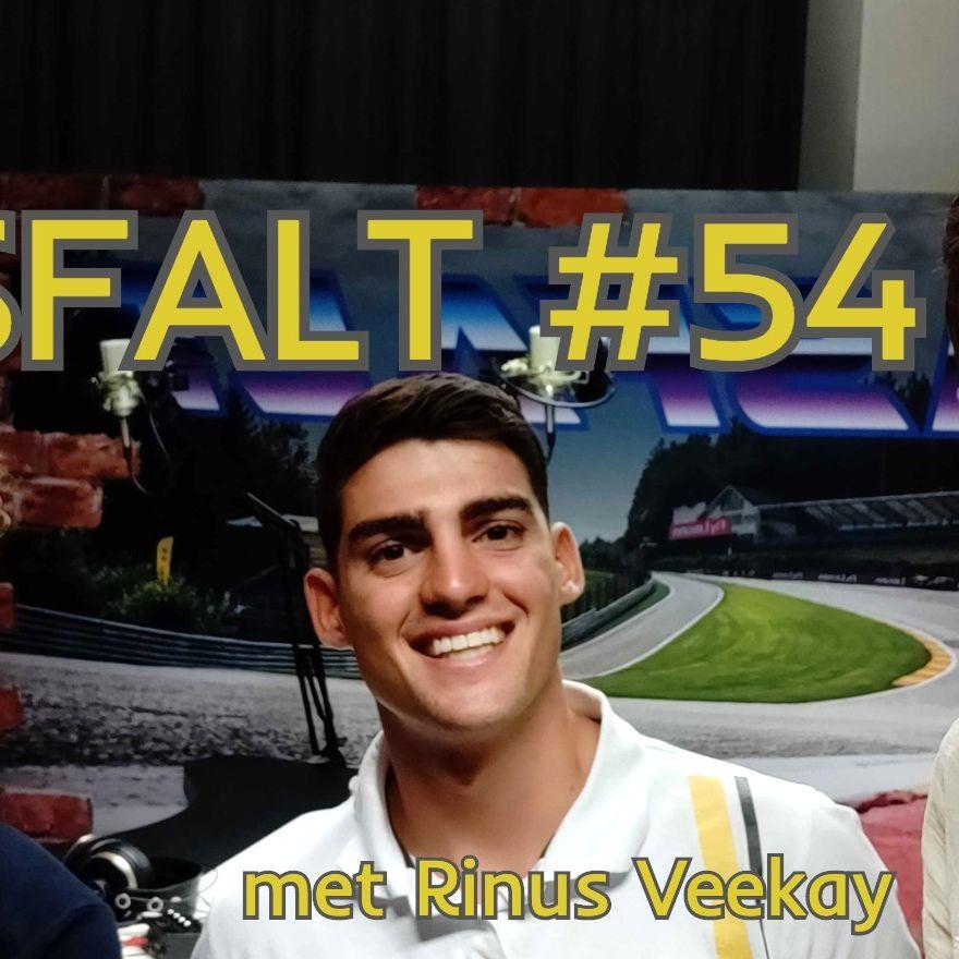 Heeft Max Verstappen de Formule 1 gered? Met als gast Rinus Veekay! - ASFALT #54