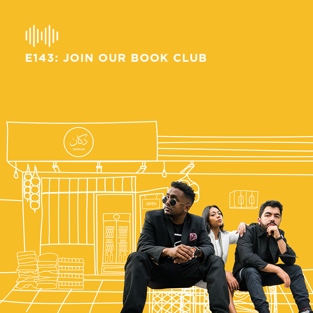 E143: Join Our Book Club