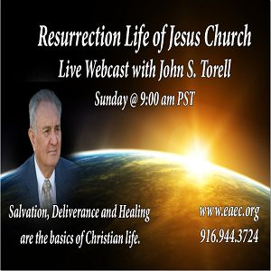 Episode 6545 - The Holy Spirit Baptism - The Life of Jesus - Part 12 - John Torell