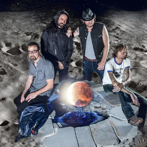 Lunchbox - GODSMACK Side Project THE APOCALYPSE BLUES REVIVAL  'Can't Win For Losing'